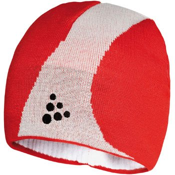 Čepice Craft Čepice Flow WS červená
