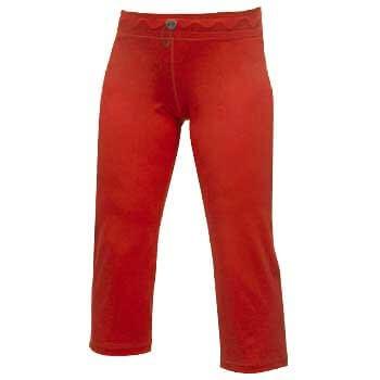 Kalhoty Craft W Kalhoty AR loose fit cap červená