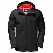 Jack Wolfskin Arroyo Jacket Men black 6000