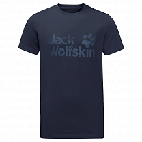 Jack Wolfskin Brand T Men night blue 1010