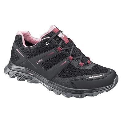 Běžecká obuv Mammut MTR 71 Low GTX Women 00134 black-merlot