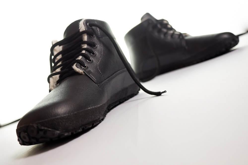 7d75e1411f Ahinsa Sundar Bare Ankle Membrana. Unisexová barefoot obuv