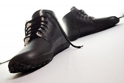 Unisexová barefoot obuv Ahinsa Sundara Bare Ankle Membrana