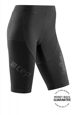 Kraťasy CEP Běžecké šortky 3.0 dámské černá