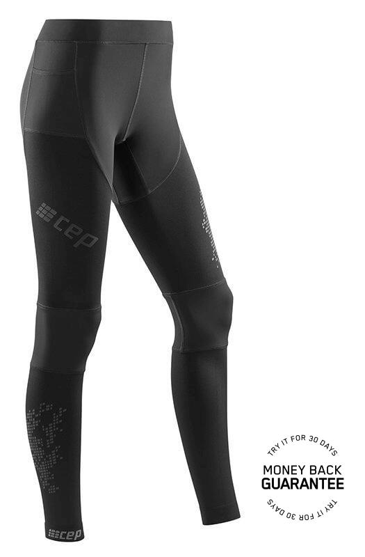 Kalhoty CEP Běžecké kalhoty 3.0 dámské černá