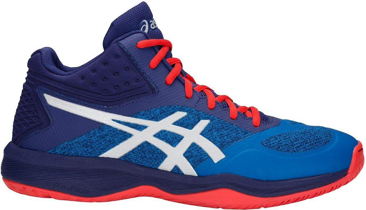 13a8a834c92 Asics Netburner Ballistic FF MT. Pánská volejbalová obuv