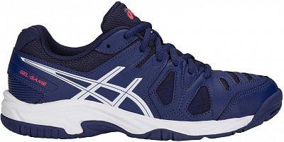 Asics Gel Game 5 GS - dětské tenisové boty  e071bef869