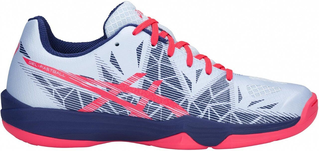 Asics Gel Fastball 3 - dámské halové boty  243f81a539