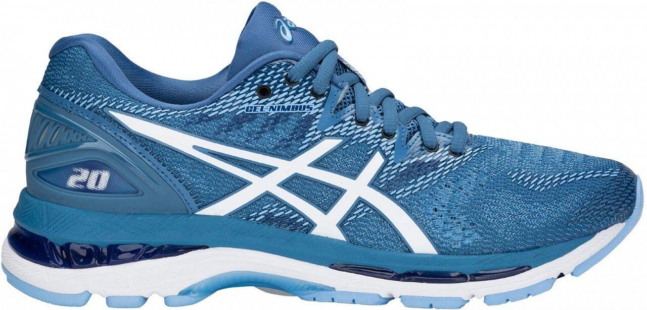 Asics Gel Nimbus 20 - dámské běžecké boty  3f53706f6e1