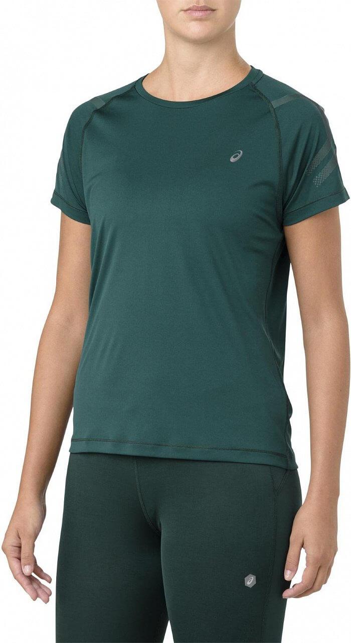 02a544e63c0d Dámske bežecké tričko Asics Icon SS Top