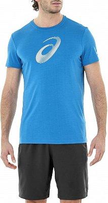 Pánské sportovní tričko Asics Graphic SS Top