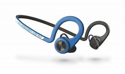 Sportovní sluchátka Plantronics Backbeat FIT Stereo Headset , Bluetooth v3.0, IP57, modrý