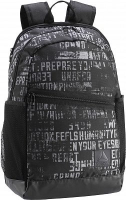 Batoh Reebok Style Foundation Active Graphic Backpack b3a8c25c49a29