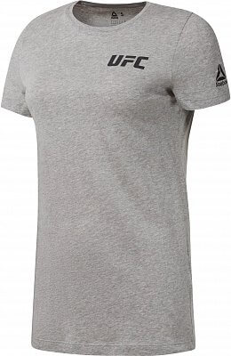Dámské sportovní tričko Reebok UFC FG Logo Tee d0c3ae3e33