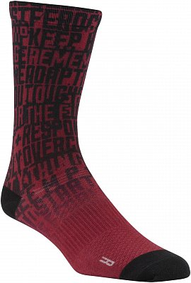 Sportovní ponožky Reebok Active Enhancedanced Printed Unisex Crew Sock