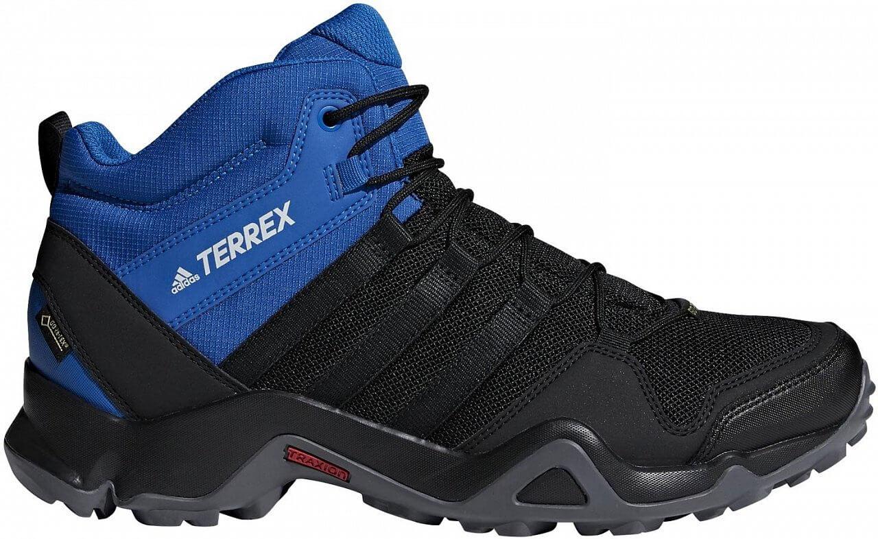 Pánská outdoorová obuv adidas Terrex AX2R Mid GTX