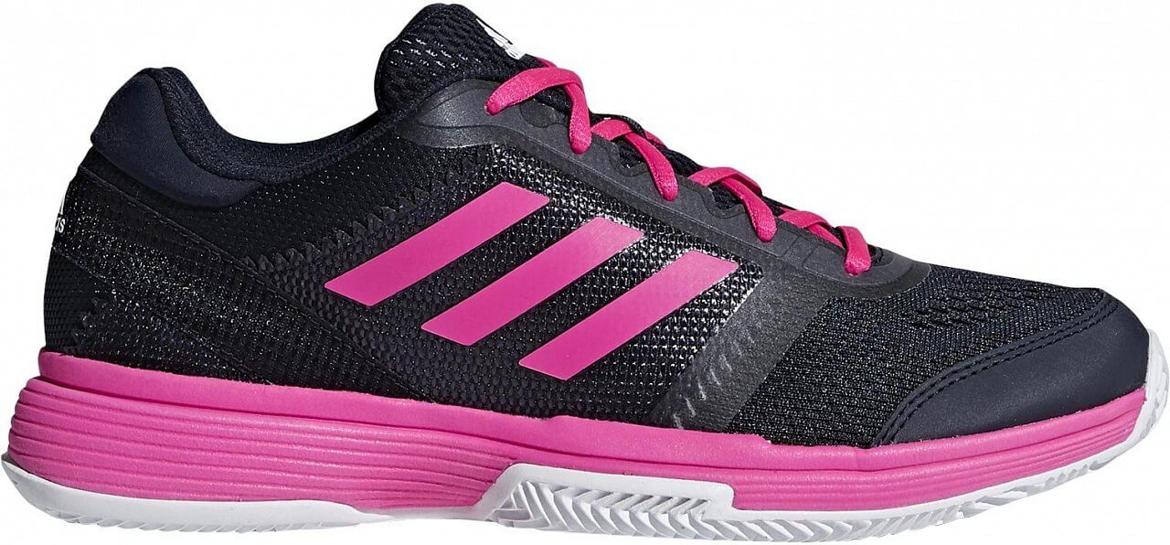 Dámská tenisová obuv adidas Barricade Club W Clay