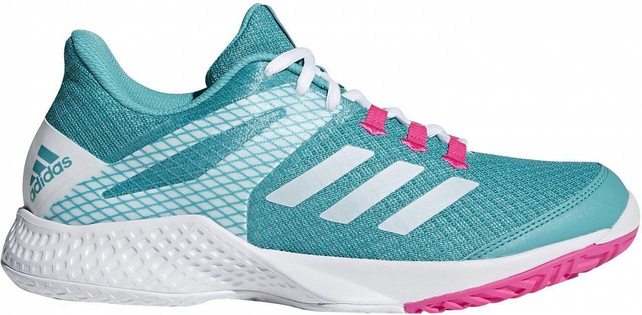 Dámská tenisová obuv adidas Adizero Club 2 W