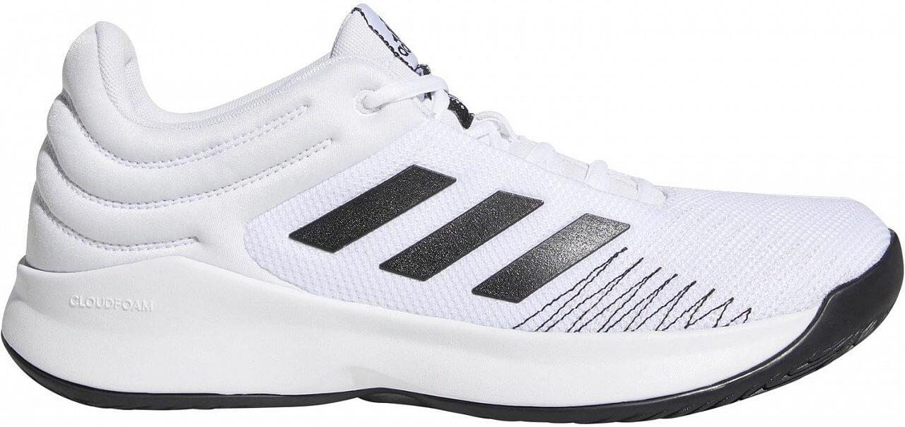 Pánská basketbalová obuv adidas Pro Spark Low 2018