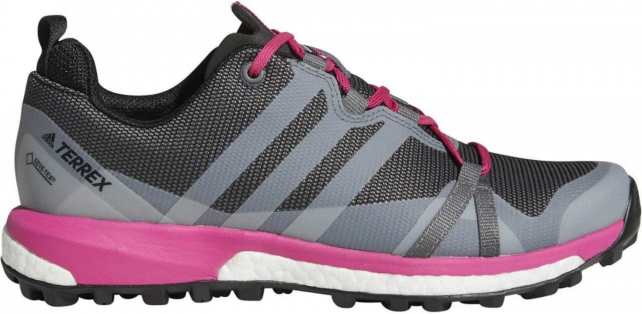 Dámské běžecké boty adidas Terrex Agravic GTX W