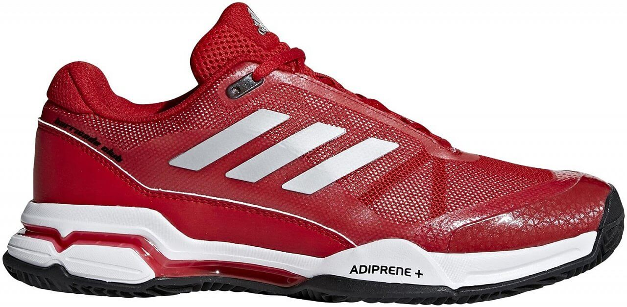 Pánská tenisová obuv adidas Barricade Club Clay