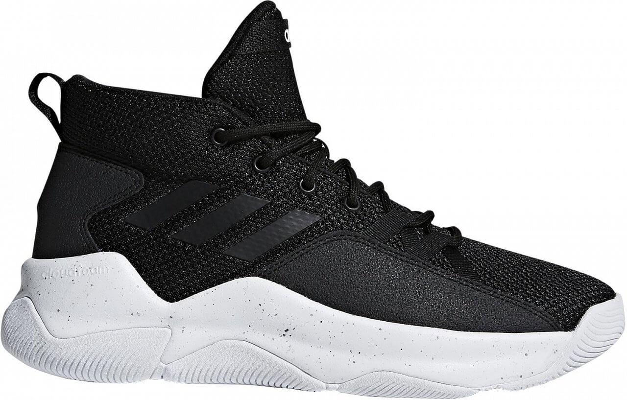 Pánská basketbalová obuv adidas Streetfire