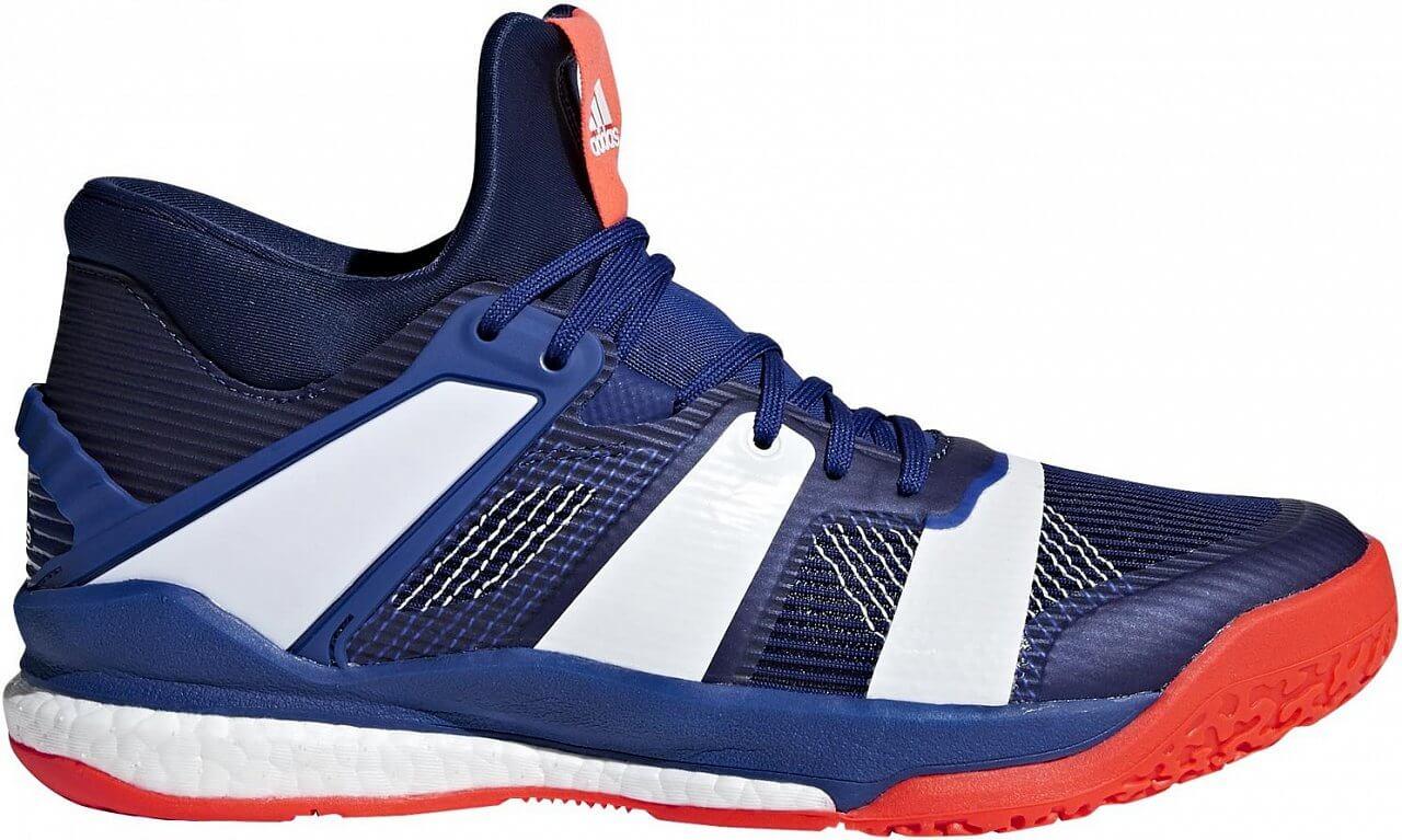Pánská halová obuv adidas Stabil X Mid
