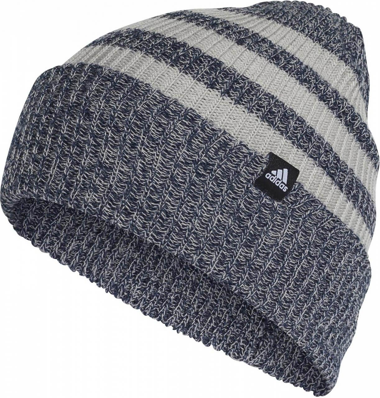 Čepice adidas 3 Stripes Woolie