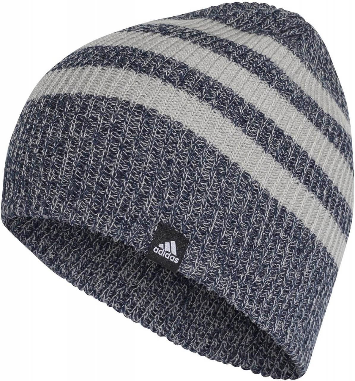 Čepice adidas 3 Stripes Beanie