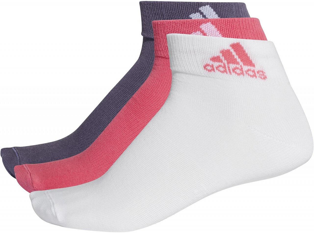 Sportovní ponožky adidas Performance Ankle Thin 3pp