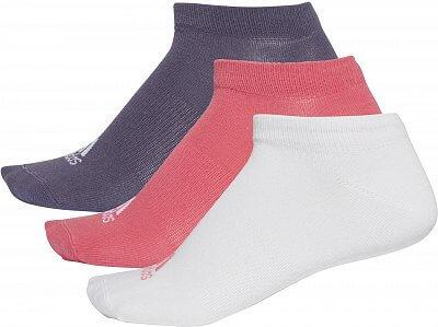 Sportovní ponožky adidas Performance No-Show Thin 3pp