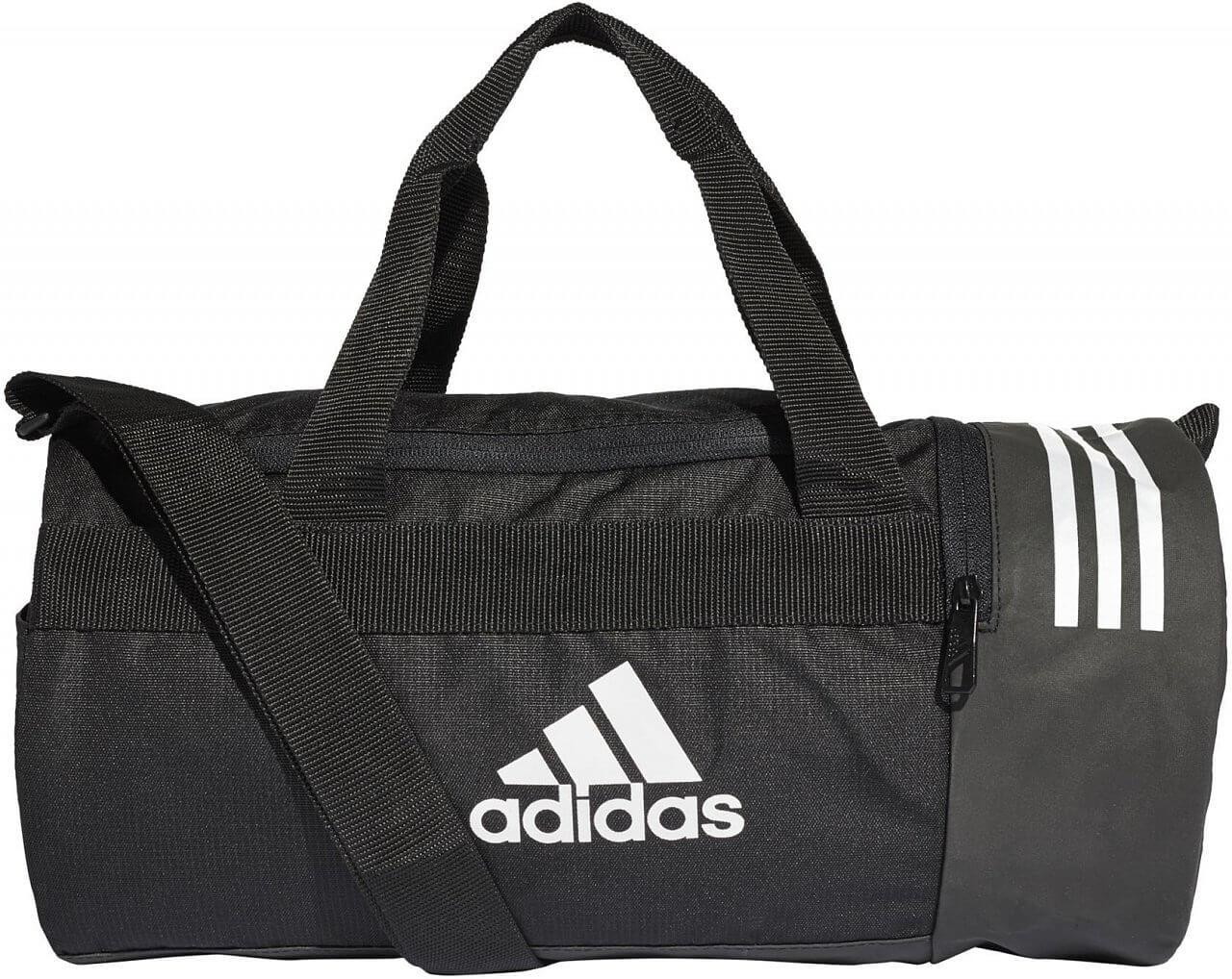 Sportovní taška adidas Convertible 3 Stripes Duffel Bag XS