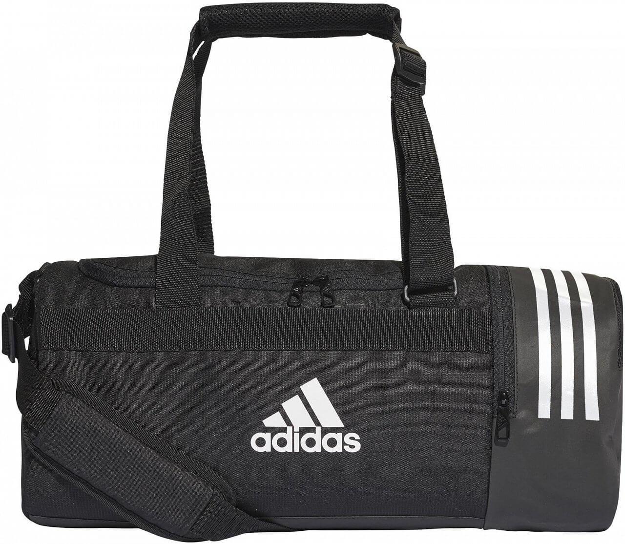 Sportovní taška adidas Convertible 3 Stripes Duffel Bag S