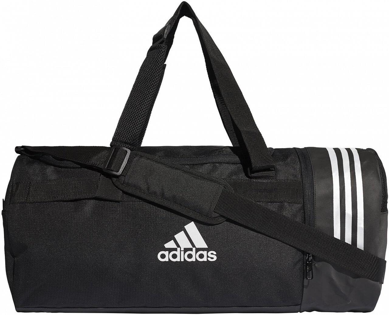 Sportovní taška adidas Convertible 3 Stripes Duffel Bag M