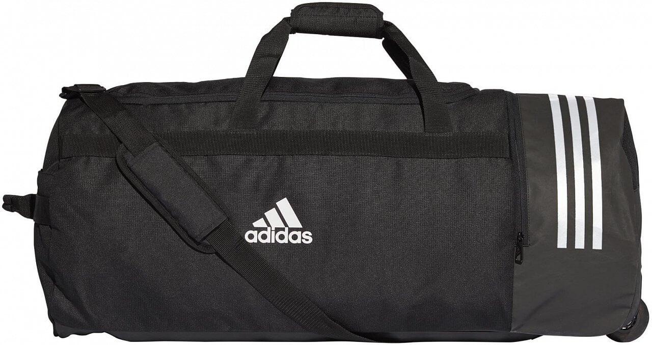Sportovní taška adidas 3 Stripes Duffel Bag XL With Wheels