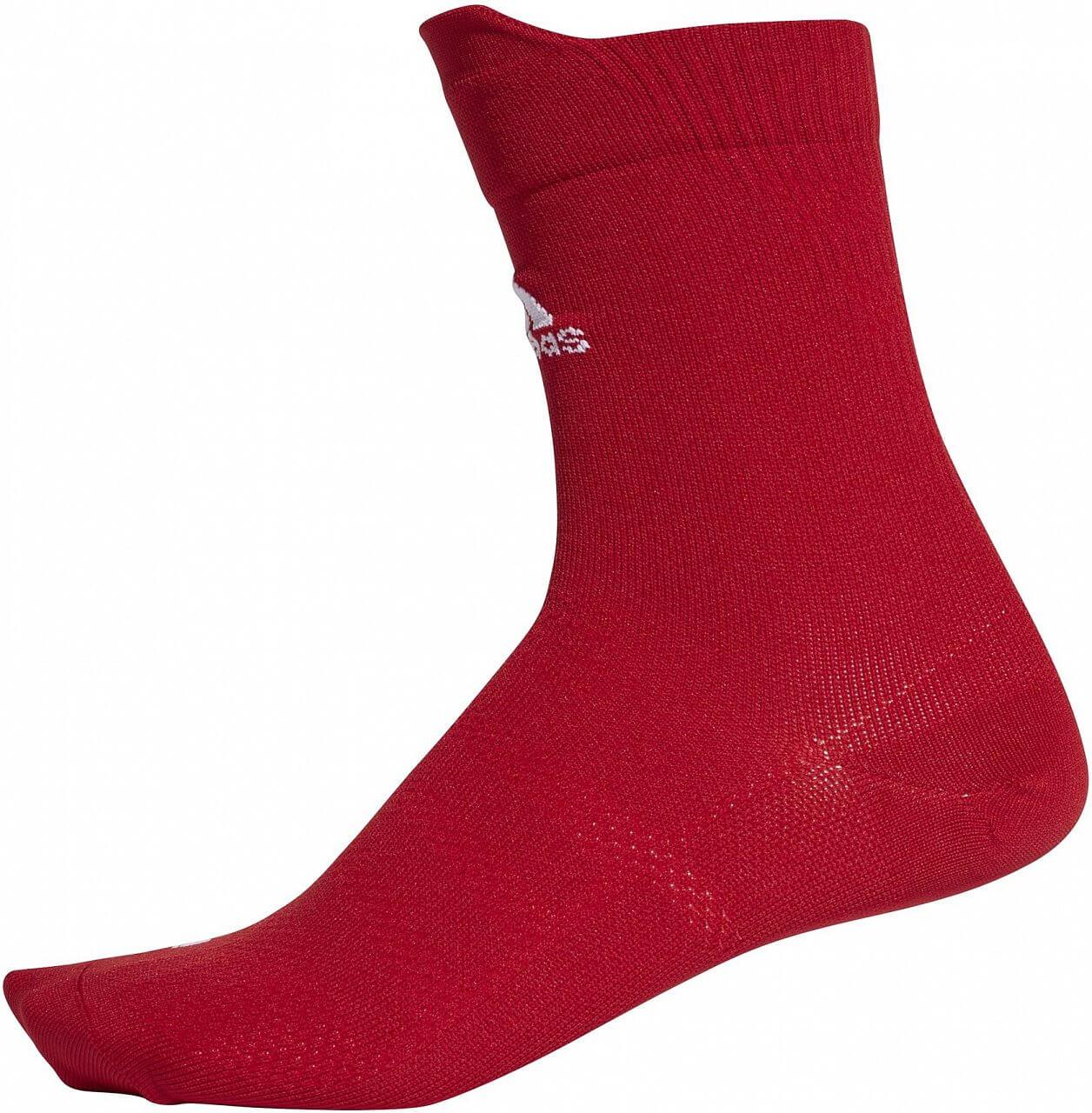 Sportovní ponožky adidas Alphaskin Crew Ultralight