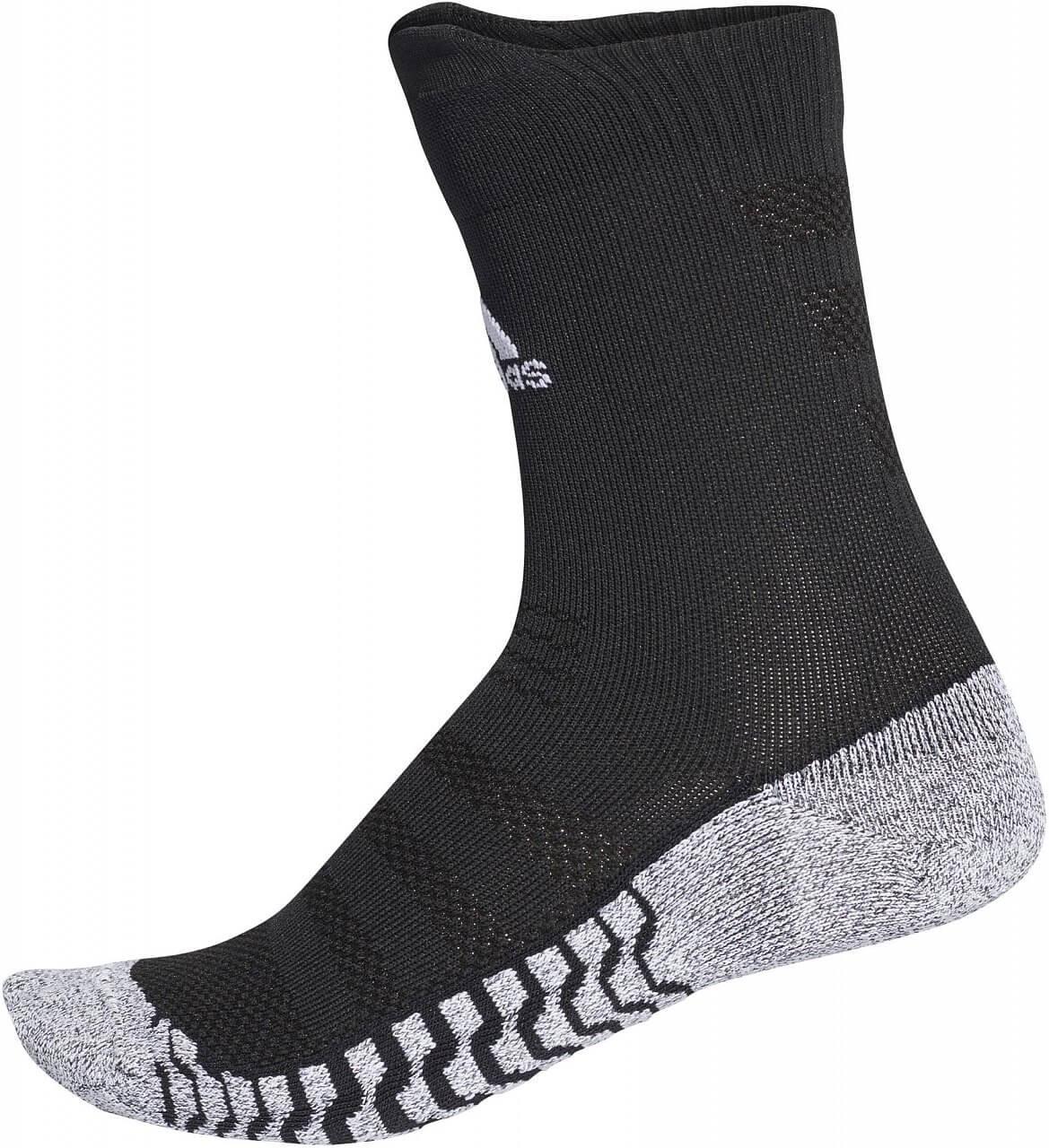 Sportovní ponožky adidas Alphaskin Traxion Crew Ultralight  Socks