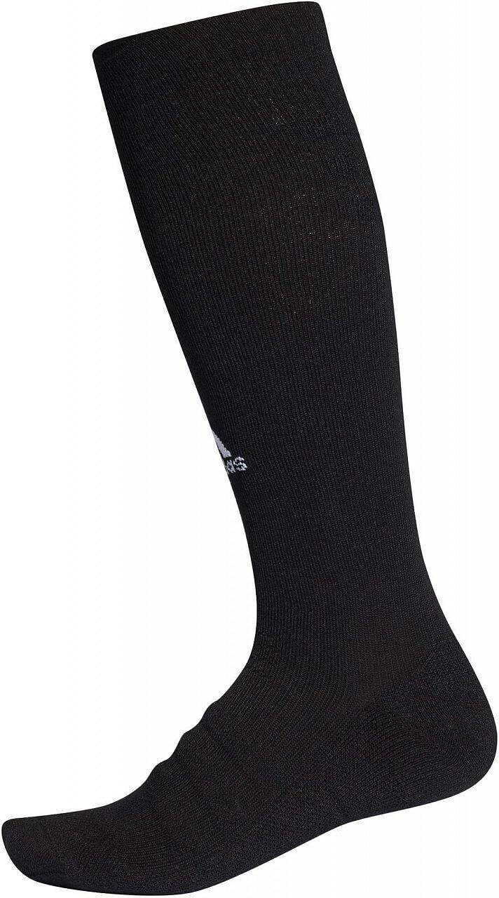 Sportovní ponožky adidas Alphaskin Overthecalf Lightweight Compression Socks