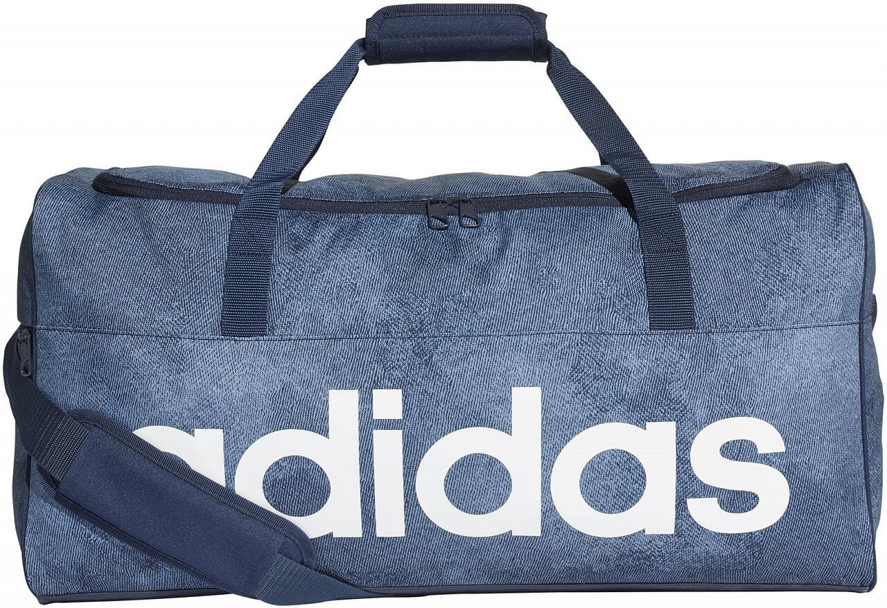 Sportovní taška adidas Linear Performance Duffel Bag M