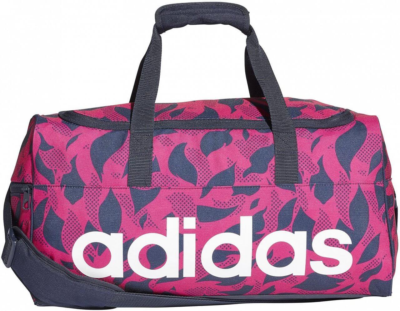 Sportovní taška adidas Linear Duffel Bag S