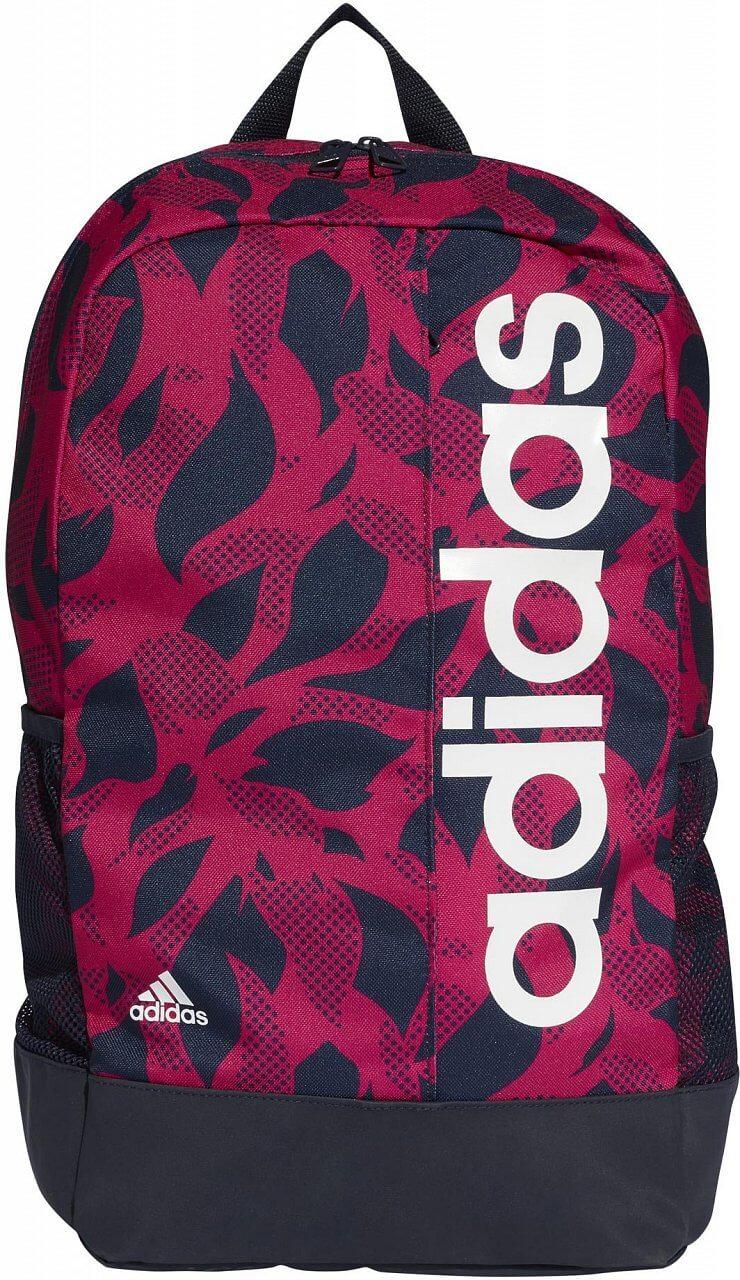 Sportovní batoh adidas Linear Backpack Graphic
