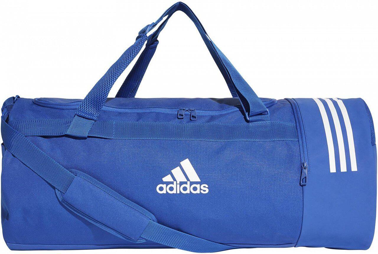 Sportovní taška adidas Convertible 3 Stripes Duffel Bag L