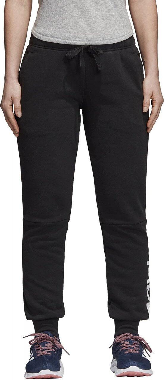 Dámské sportovní kalhoty adidas Linear Fleece Pant
