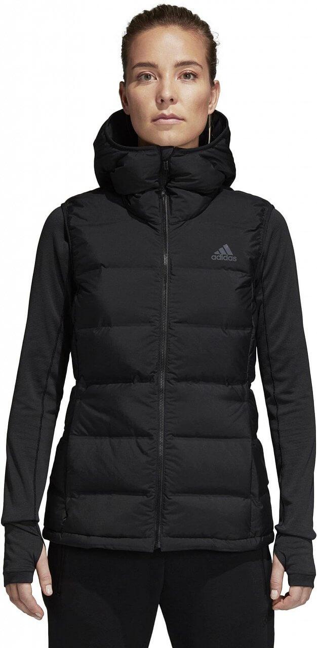 Dámská sportovní bunda adidas Women Helionic Down Vest