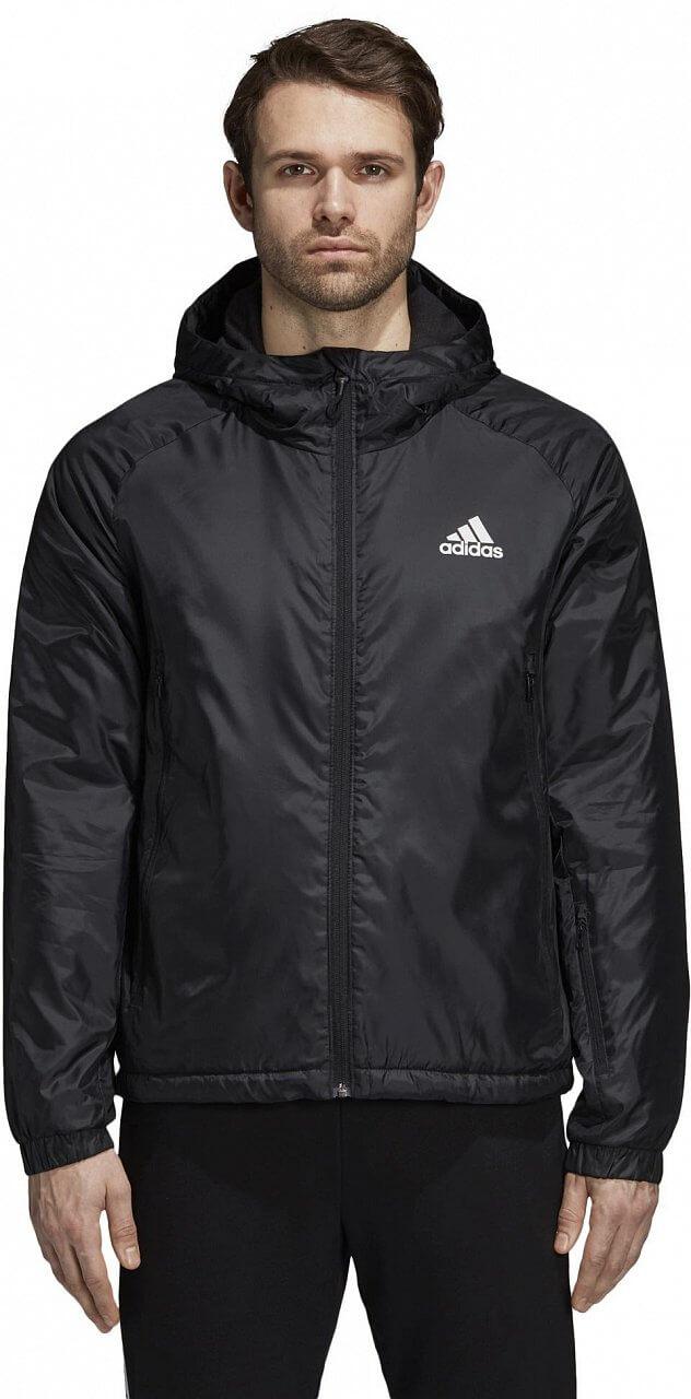 Pánská sportovní bunda adidas Cytins Fleece Lined Jacket