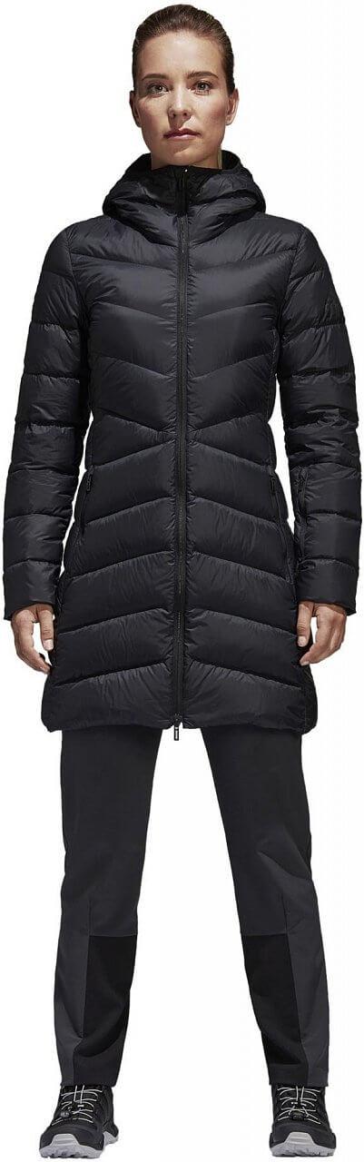Dámská sportovní bunda adidas W Climawarm Nuvic Jacket