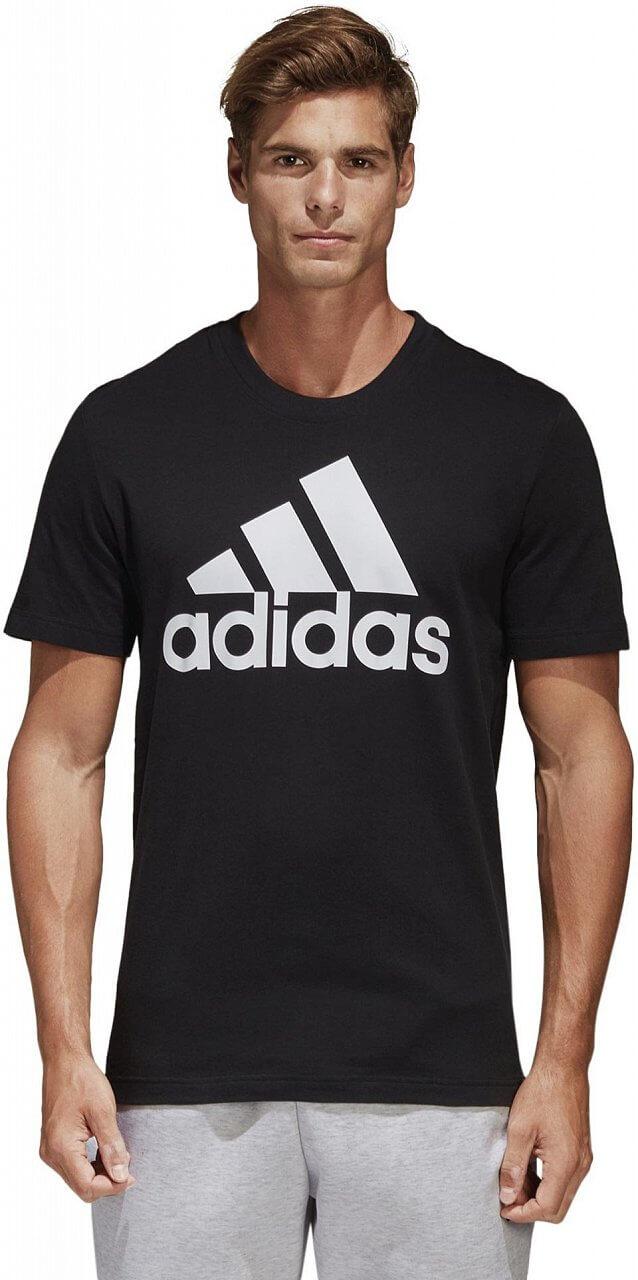 Pánské sportovní tričko adidas Classics Sweatshirt Identity Tee