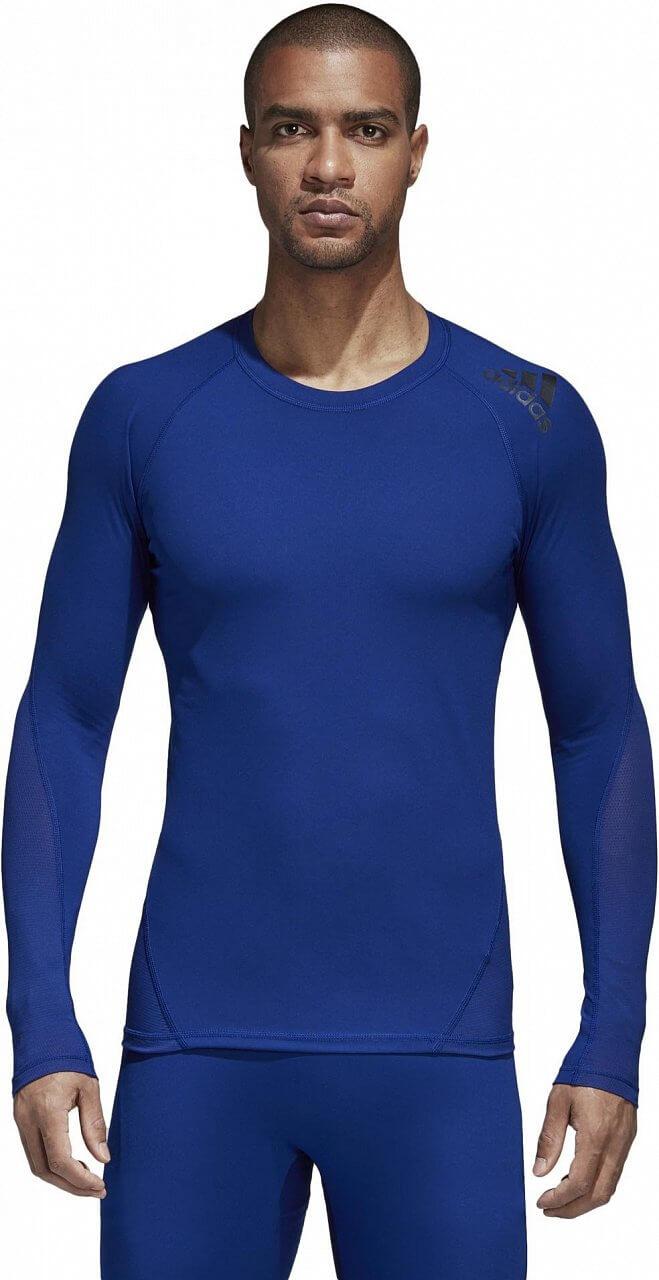 Pánské sportovní tričko adidas Alphaskin Sport Longsleeve Tee