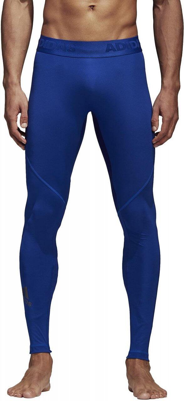 Pánské sportovní kalhoty adidas Alphaskin Sport Long Tights