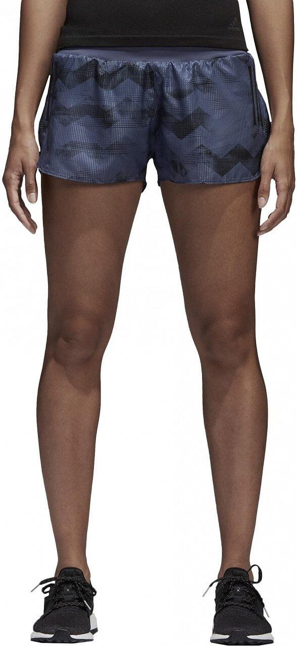 Dámské běžecké kraťasy adidas Adizero Split Short Women